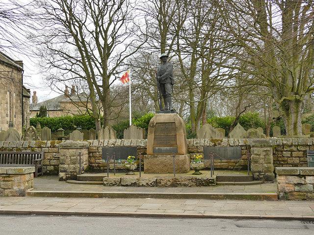 War Memorial, Haydon Bridge