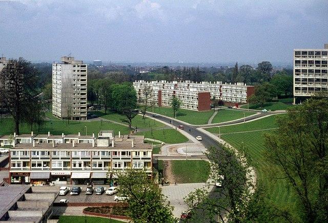 Alton West Estate, Roehampton, 1966 – 11