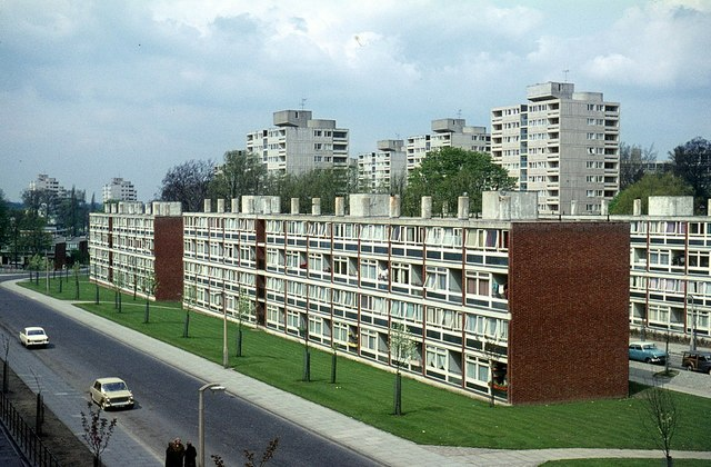 Alton West Estate, Roehampton, 1966 – 15