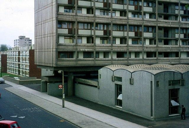 Alton West Estate, Roehampton, 1966 – 16
