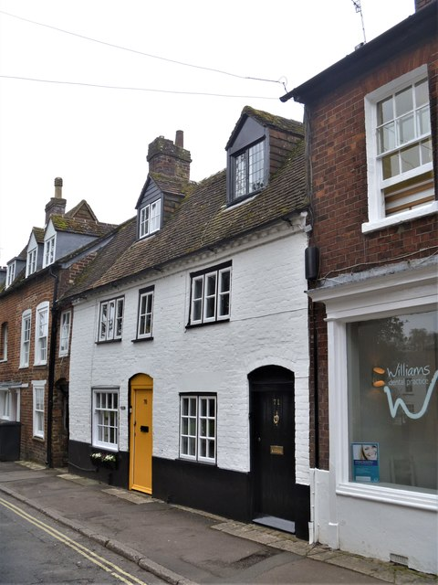 Marlborough houses [64]