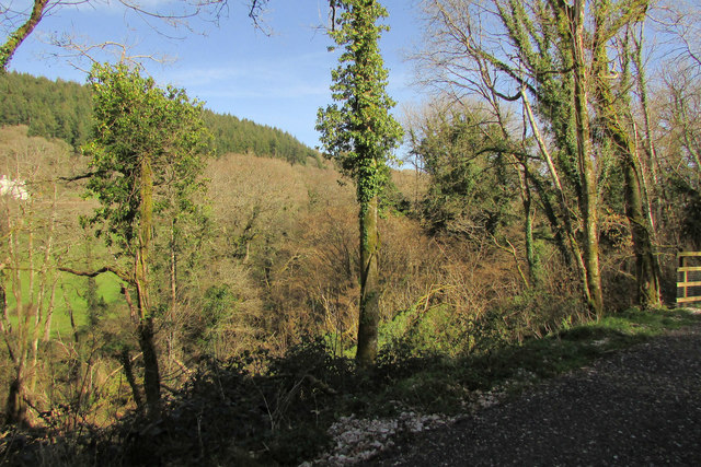 On the Wray Valley Trail