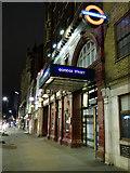 TQ2981 : Goodge Street tube station by Thomas Nugent