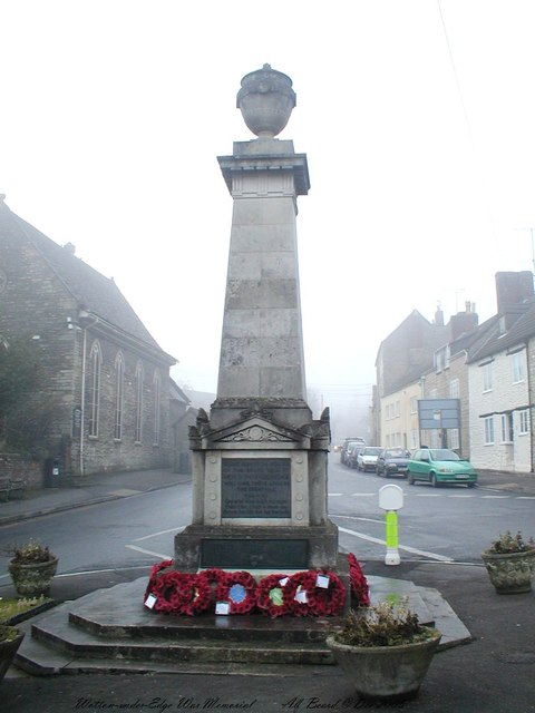 Wotton under Edge War Memorial, Gloucestershire