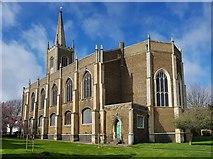 TM2632 : Harwich: Church of St Nicholas by Nigel Cox