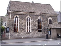 ST7593 : Wotton Under Edge, Gloucestershire, Independent Meeting House  1701-03 by Alf Beard