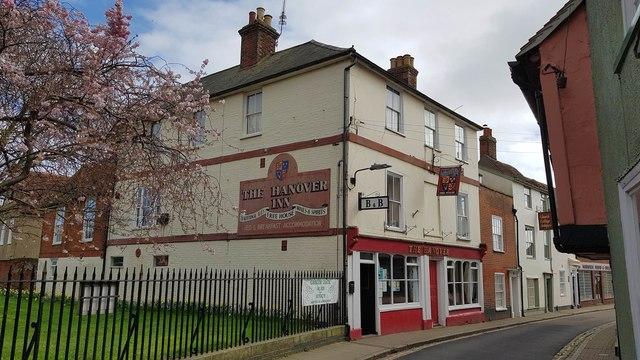 Harwich: The Hanover Inn
