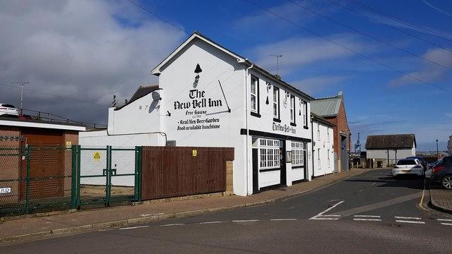 Harwich: The New Bell Inn