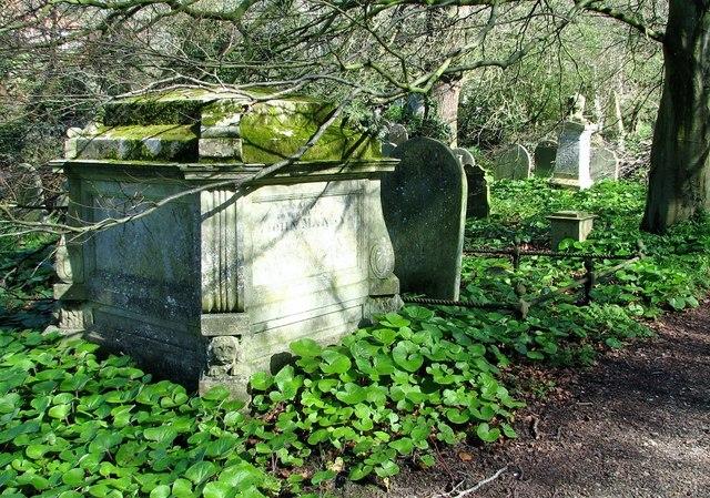Monument of John Manby