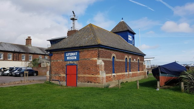 Harwich: The former Lifeboat House