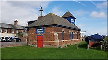 TM2632 : Harwich: The former Lifeboat House by Nigel Cox