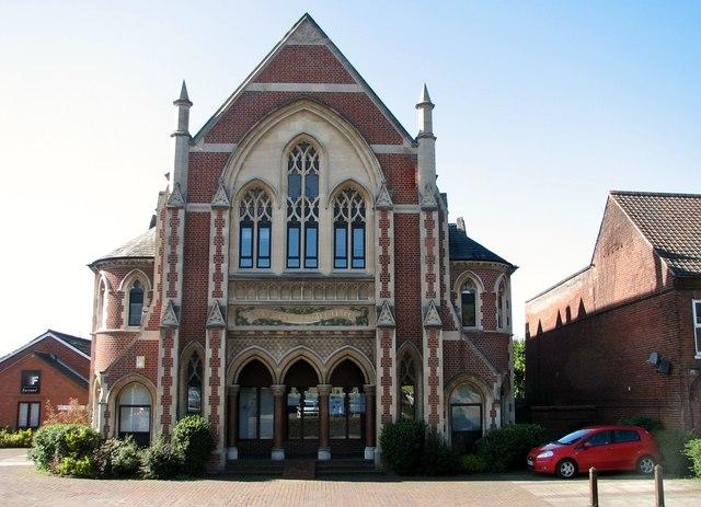 Jonathan Scott Hall / Thorpe Road Methodist Chapel (former)