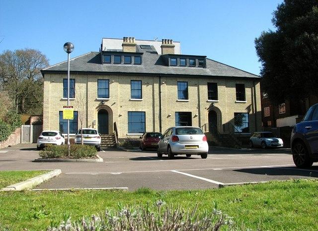 112-114 Thorpe Road - Tibbenham House