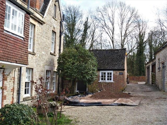 Wroughton houses [15]