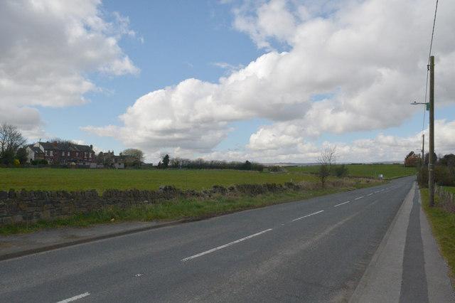 Windy Bank Lane, Hartshead