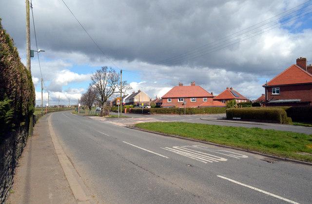Windy Bank Lane, Liversedge