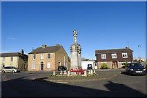 TL4567 : Cottenham War Memorial by Adrian S Pye