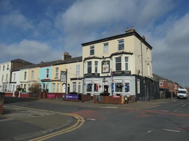 The New Mount Pleasant, Blackpool