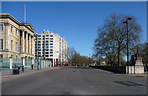 TQ2879 : Hyde Park Corner in the time of Covid-19 by Stephen Richards