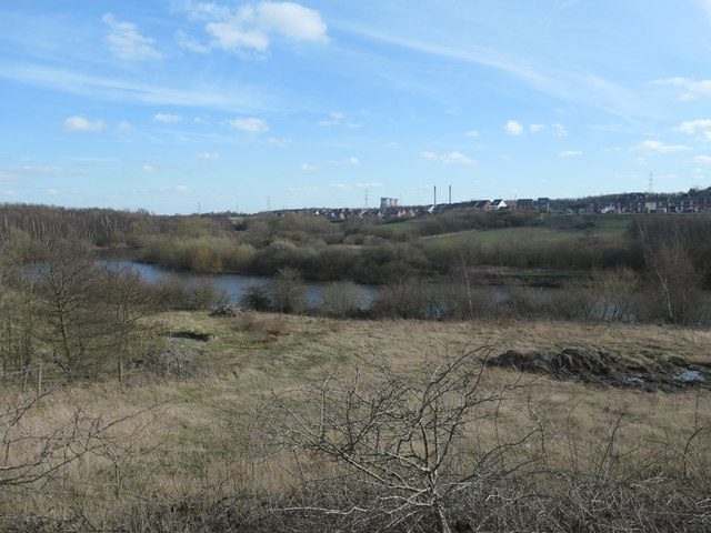 The River Aire, below New Fryston