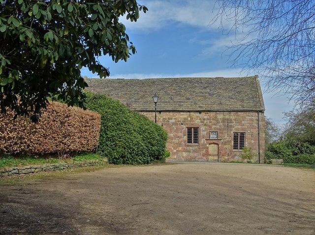 St Margaret's Chapel/Village Hall, Alderwasley