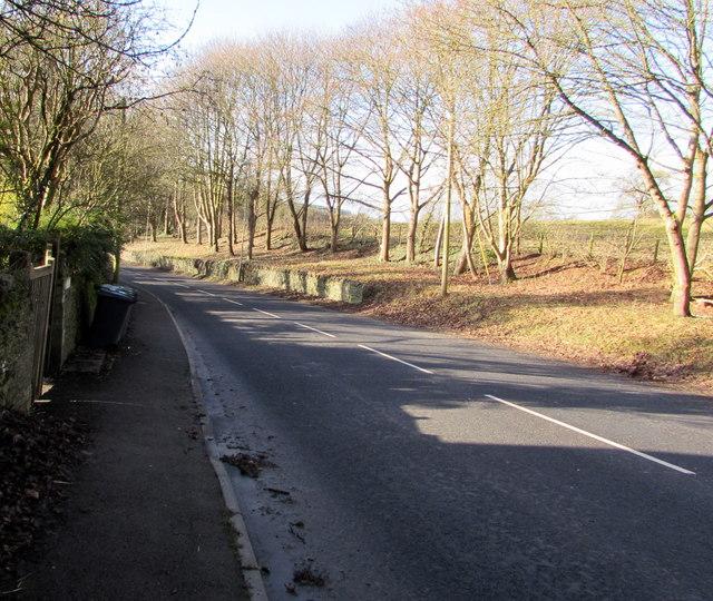 Descent towards Burford