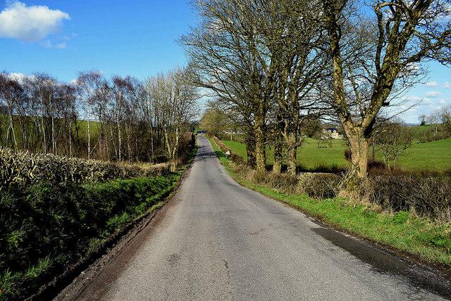 Killadroy Road, Roscavey