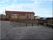 NO6440 : Arbroath Lifeboat Station by Chris Allen