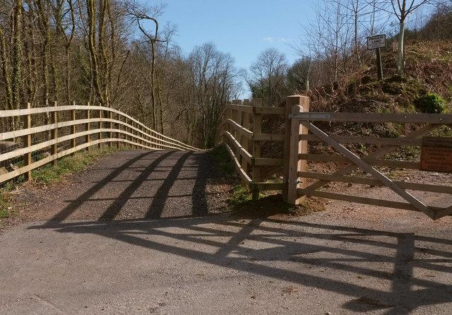 Wray Valley Trail near Willowrey Farm