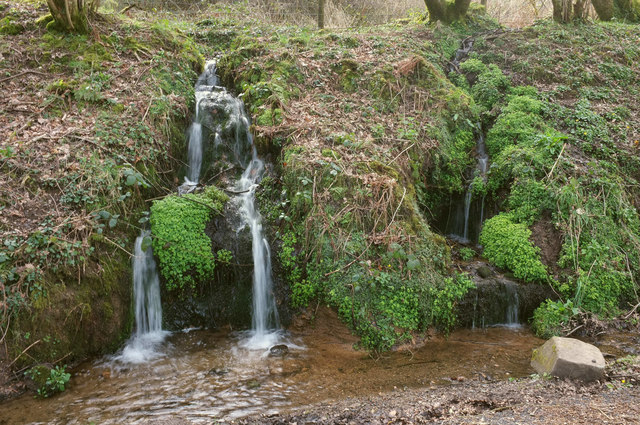 Waterfalls, Wray Valley Trail