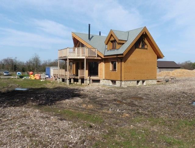 New build at Bear House
