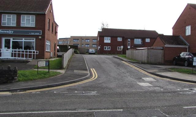 Albion Court, Caldicot