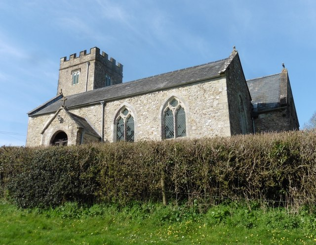 St Lawrence Church, Southleigh