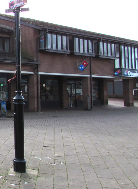 Domino's Pizza, Wesley Buildings, Caldicot