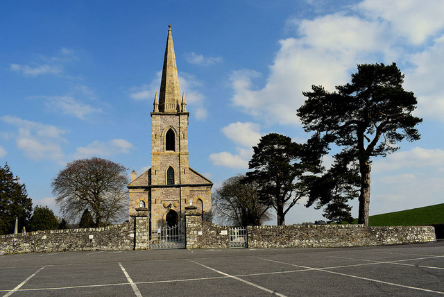 Cappagh Parish Church