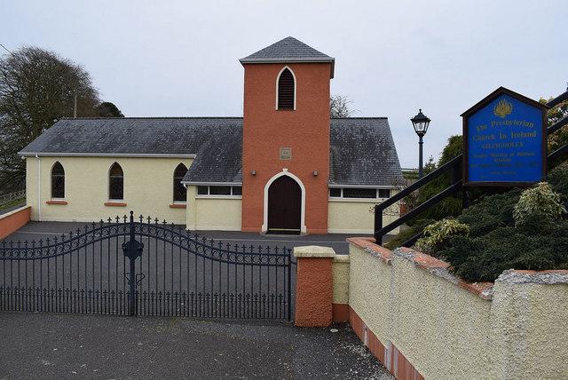 Gillygooley Presbyterian Church at Gillygooly