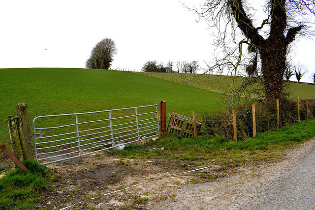 Mullagharn Townland