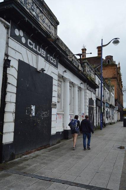 Club 103 (Closed)