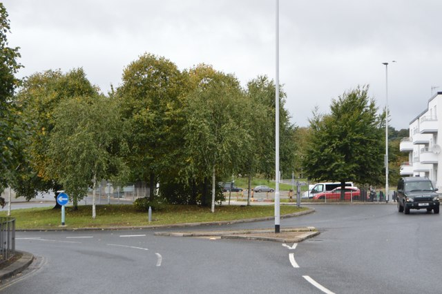 Roundabout, A374