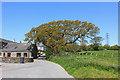 SD2777 : House near Swarthmoor by Wayland Smith
