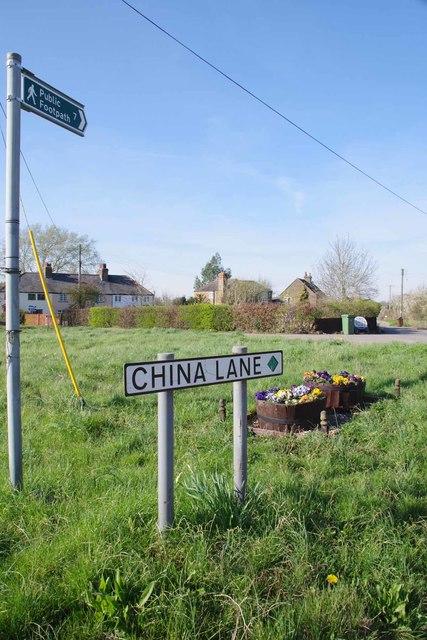 (Covid-19_20 Exercise) China Lane (Footpath 7)