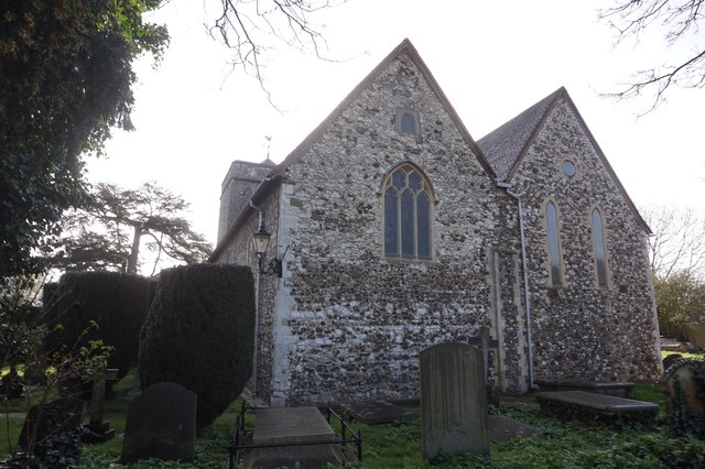St Laurence Church, Slough