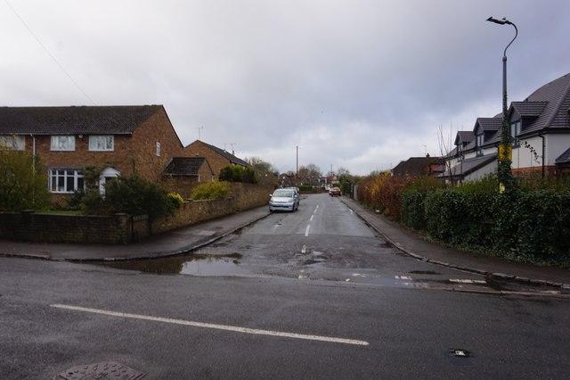 Castle Avenue off Slough Road, Datchet