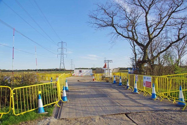 (Covid-19_30 Exercise) Lower Thames Crossing Depot