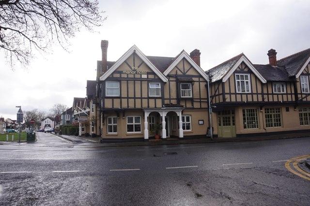 The Manor Hotel, Datchet