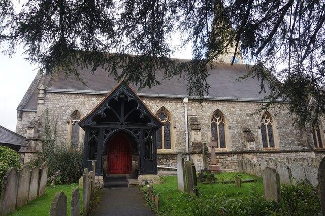 St Mary the Virgin Church, Datchet
