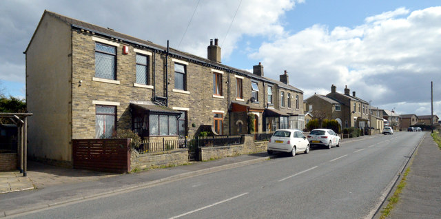 Windy Bank Lane, Liversedge