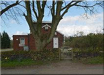 SE1724 : Hartshead Moor Cricket Club by habiloid