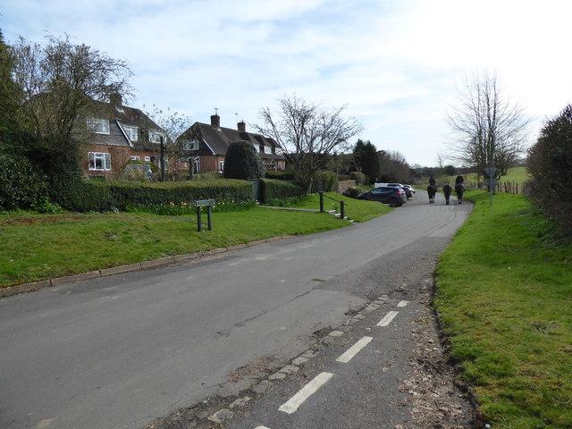 Lyedowns, Hilldrop Lane