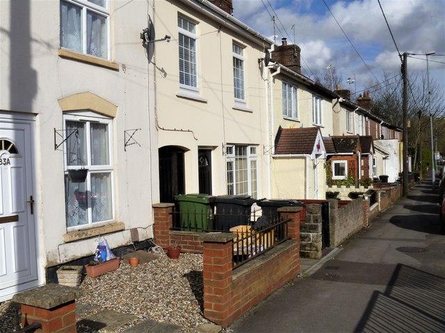 Wroughton houses [25]